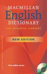 Macmillan English Dictionary for Advanced Learners. Mit CD-ROM | auteur onbekend |
