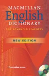 Macmillan English Dictionary for Advanced Learners. Mit CD-ROM