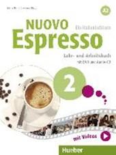 Nuovo Espresso A2. Lehr- und Arbeitsbuch mit DVD und Audio-CD