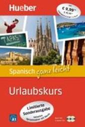 Spanisch ganz leicht Urlaubskurs - Limitierte Sonderausgabe