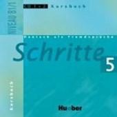 Schritte 5. 2 Audio-CDs zum Kursbuch