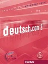 deutsch.com 2. Regionales Arbeitsbuch Tschechisch