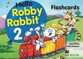 Hello Robby Rabbit. Level 2. Flash Cards