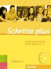 Schritte plus. Prüfungstraining Start Deutsch