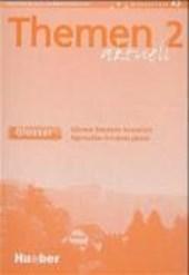 Themen aktuell 2. Glossar Kroatisch