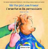 Bär Flo geht zum Friseur / L'orso Flo va dal parrucchiere