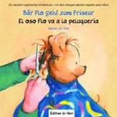 Bär Flo geht zum Friseur / El oso Flo va a la peluquería