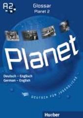 Planet 2. Glossar Deutsch-Englisch - Glossary German-English
