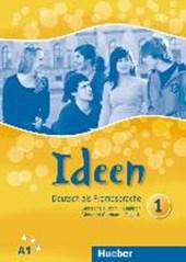 Ideen 1. Glossar Deutsch-Englisch - Glossary German-English