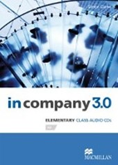 Elementary in company 3.0. 2 Class Audio-CDs
