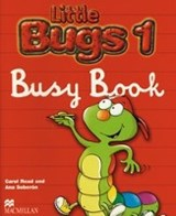 Little Bugs 1. Busy Book | Carol Read |