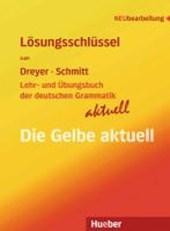 Lehr- und Übungsbuch der deutschen Grammatik - aktuell. Lösungsschlüssel