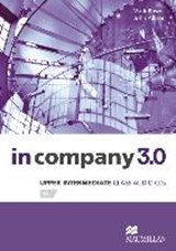 Upper-Intermediate: in company 3.0. Audio-CDs | CLARKE,  Simon |
