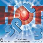 Hot Spot. Level 3. 2 Class Audio-CDs