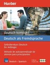 deutsch kompakt Neu. Spanische Ausgabe / Paket