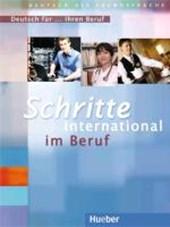 Schritte international im Beruf. Übungsbuch
