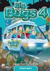 Big Bugs. Level 4. Flashcards