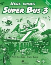 Here comes Super Bus. Level 3. Activity Book