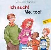 Ich auch! Kinderbuch Deutsch-Englisch