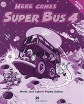 Here comes Super Bus. Level 4. Acitivity Book