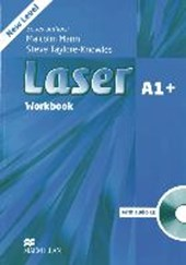 Laser A1+. Workbook with Audio-CD (without Key)