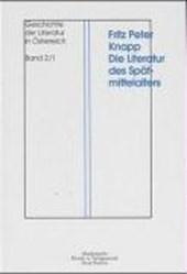 Geschichte der Literatur in Österreich