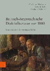Bairisch-Asterreichische Dialektliteratur vor 1800