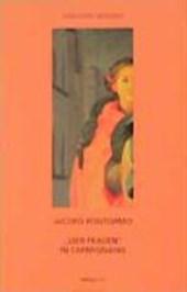 """Jacopo Pontormo. """"Vier Frauen"""" in Carmignano"""