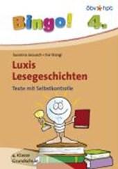 Bingo! Luxis Lesegeschichten 4. Klasse Grundschule