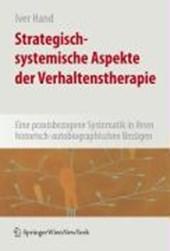Strategisch-systemische Aspekte der Verhaltenstherapie