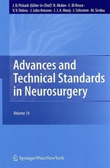 Advances and Technical Standards in Neurosurgery | auteur onbekend |