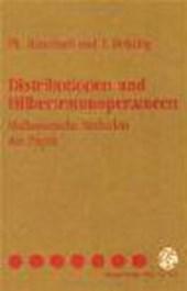 Distributionen und Hilbertraumoperatoren