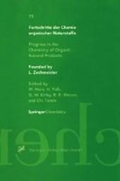 Fortschritte der Chemie organischer Naturstoffe 75 / Progress in the Chemistry of Organic Natural Products