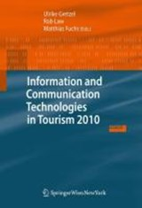 Information and Communication Technologies in Tourism | auteur onbekend |