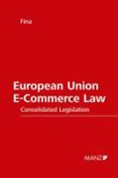 European Union E-Commerce Law