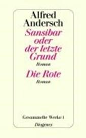 Sansibar oder der letzte Grund / Die Rote
