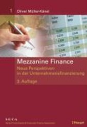 Mezzanine Finance