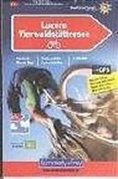 Schweiz Radkarte 11 Luzern - Vierwaldstätter See 1 :