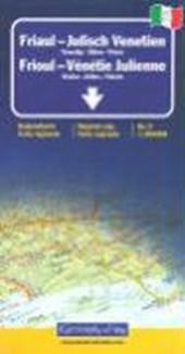 KuF Italien Regionalkarte 05. Friaul - Julisch Venetien 1 :