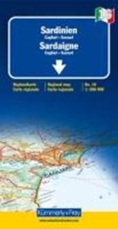 KuF Italien Regionalkarte 16. Sardinien 1 :
