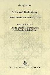 Georg Janoska: Sein Und Bedeutung