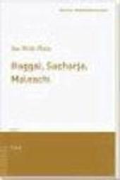 Haggai, Sacharja, Maleachi