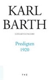 Karl Barth Predigten 1920