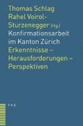 Konfirmationsarbeit im Kanton Zürich