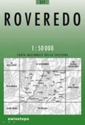 Swisstopo 1 : 50 000 Roveredo