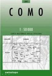 Swisstopo 1 : 50 000 Como