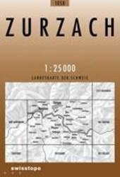 Swisstopo 1 : 25 000 Bad Zurzach