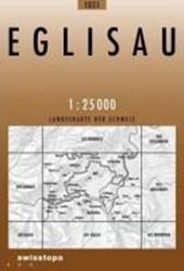 Swisstopo 1 : 25 000 Eglisau