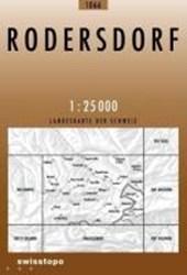 Swisstopo 1 : 25 000 Rodersdorf