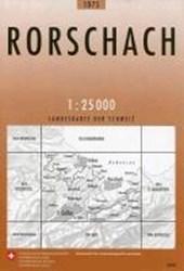 Swisstopo 1 : 25 000 Rorschach